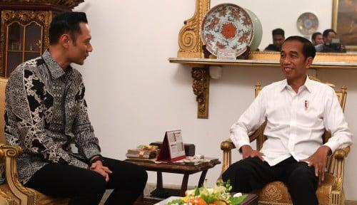 Foto AHY yang Paling Tepat Gantikan SBY?