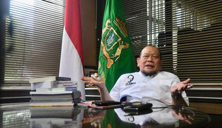 Putusan MA, La Nyalla Bebas - Warta Ekonomi