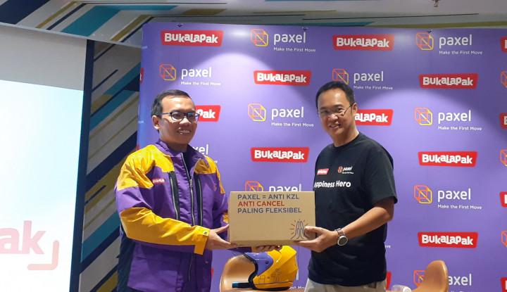 Startup Story: Paxel, Usung Teknologi untuk Cepatnya Delivery - Warta Ekonomi