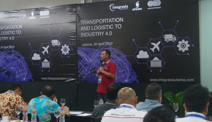 Jawab Kebutuhan Logistik, Oslog Javaz Resmi Diluncurkan - Warta Ekonomi