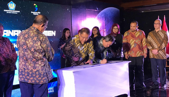 PII Jamin Proyek Satelit Multifungsi Indonesia Mengangkasa 4 Tahun Lagi - Warta Ekonomi