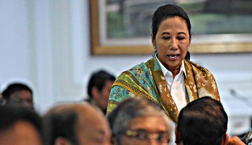 Foto Menteri Rini Ganti Komisaris Pelni, Siapa Dia?