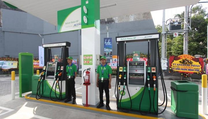 AKR Bersama BP Buka Pom Bensin di Cipularang - Warta Ekonomi