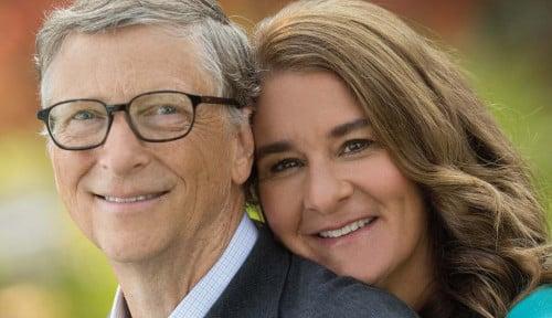 Foto Masyarakat AS Ogah Pakai Masker, Istri Bill Gates Bilang Begini