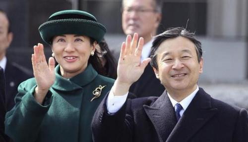 Foto Takut Virus Corona, Jepang Batalkan Perayaan Ulang Tahun Kaisar Naruhito