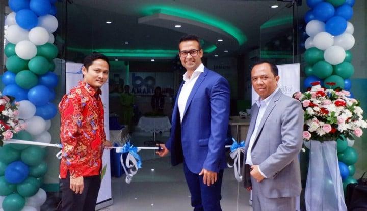 Amar Bank Kini Punya Kantor Cabang Baru di Jakarta Selatan