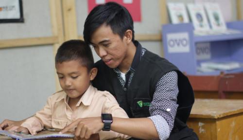 Foto Kolaborasi OVO dan Dompet Dhuafa Hadirkan Pendidikan dan Air Bersih di Palu