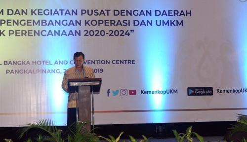 Foto Pemerintah Akan Tinjau Ulang Kebijakan Kredit KUMKM Berbasis Bunga