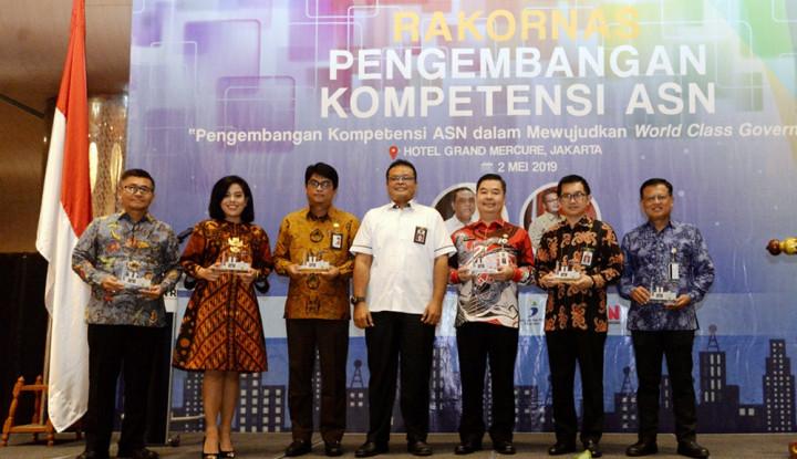 Wujudkan World Class Government, LAN RI Gelar Rakornas Pengembangan Kompetensi ASN - Warta Ekonomi
