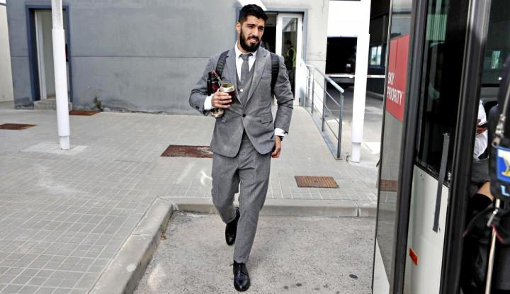 Luis Suarez Dipastikan Gagal Merapat ke Juve!
