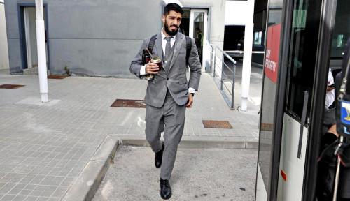 Sudah Terkonfirmasi! Pelatih Juve: Suarez Tidak Akan Jadi Penyerang Kami