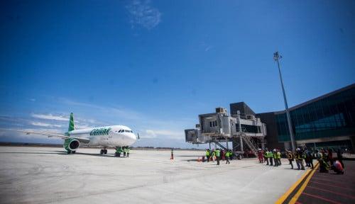 Foto Bandara Baru Yogyakarta Dekat Laut, Kepala BNPB Beri Saran Ini