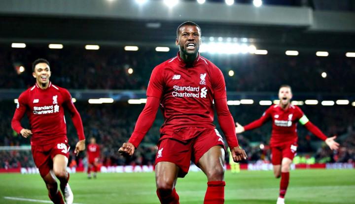 Wijnaldum Akui Trofi Liga Champions Buat Liverpool Makin Haus Gelar - Warta Ekonomi
