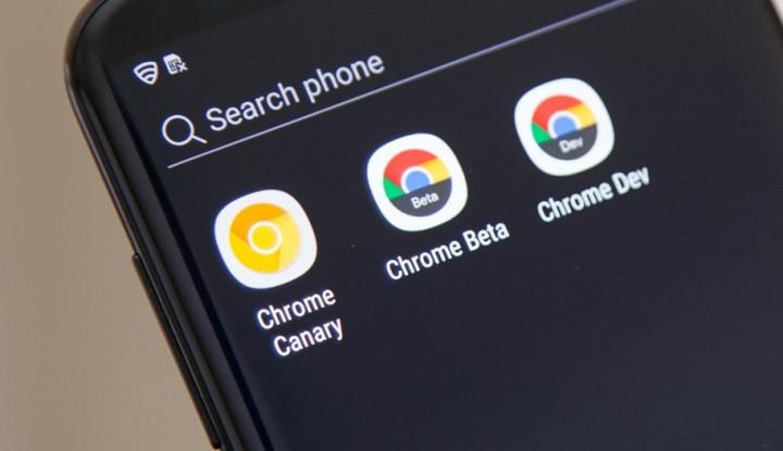 Google Gunakan Navigasi Portal di Chrome Canary - Warta Ekonomi