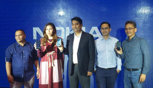 Foto Nokia 4.2 Usung Fitur Google Assistant, Cek Harganya di Sini