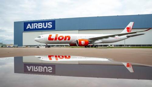 Tanggapan Lion Air Soal Rencana Melantai di BEI. . . .