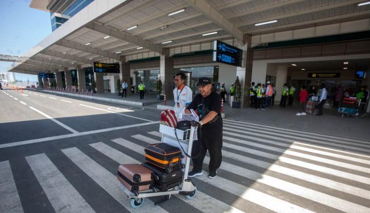 Bandara YIA Mulai Layani Penerbangan ke Singapura