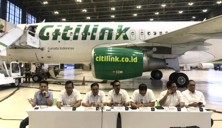 Restatement Laporan Jadi Langkah Terbaik Garuda Indonesia - Warta Ekonomi