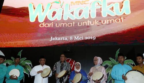 """Foto MNC Sekuritas Luncurkan Wakaf Saham Digital Pertama di Indonesia """"MNC Wakafku"""""""
