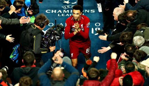 Foto Bintang Muda Liverpool Siap Lumat Arsenal