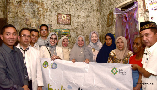 Foto Atalia Kamil Buka Kegiatan Buka Berkah Ramadan 1440 Hijriah di Kabupaten Cianjur