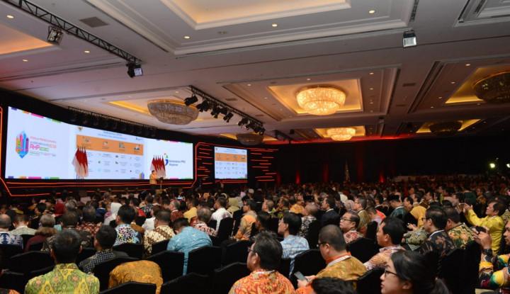 Musrenbangnas 2019 Luncurkan Visi Indonesia 2045, Visi-visinya Wow! - Warta Ekonomi