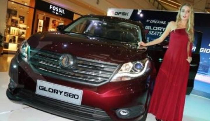 Indonesia Jadi Basis Produksi Ekspor Mobil DFSK - Warta Ekonomi
