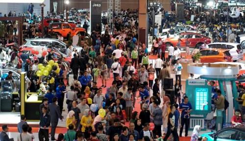 Foto 20 APM Mobil & Motor Meriahkan IIMS 2020