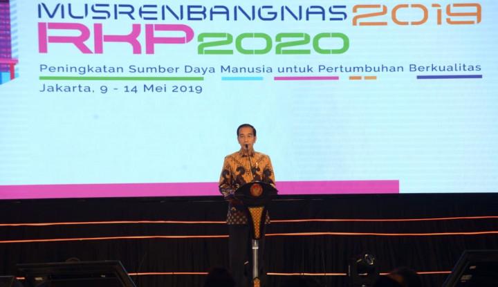 Jokowi Beberkan PR Indonesia Menuju Negara Ekonomi Terkuat Dunia - Warta Ekonomi