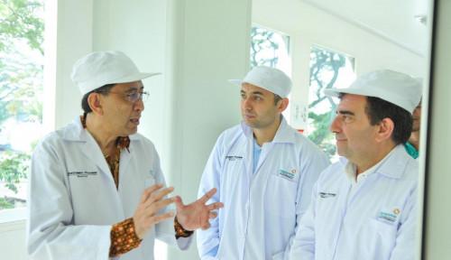 Foto Turki dan Bio Farma Kolaborasi Pengembangan dan Produksi Vaksin