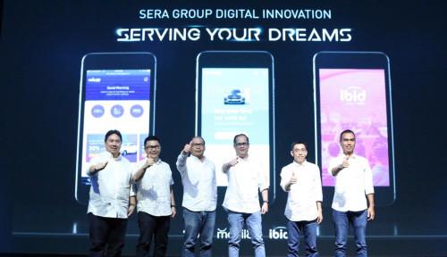 Foto Transformasi Bisnis, SERA Luncurkan 3 Produk Baru Berbasis E-Commerce