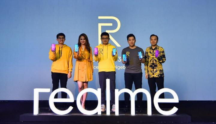 Menanti Produk Baru Pertama realme Tahun 2021 di Indonesia