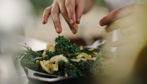 Foto Berbahayakah Vegetarian Puasa?