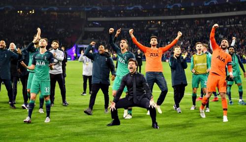 Foto Alderweireld: Saya Yakin Tottenham Bisa Lolos ke Perempatfinal Liga Champions 2019-2020