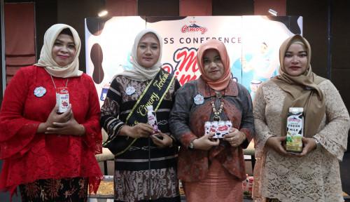 Foto Berdayakan Perempuan, Cimory Apresiasi Karyawan di Miss Cimory Award