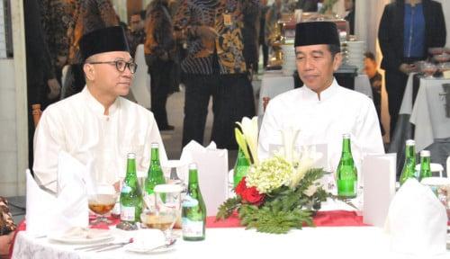 Foto Tanda-tanda PAN Tinggalkan Prabowo Makin Kuat, ini Buktinya...