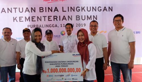 Foto BUMN Diminta Tingkatkan Ekonomi Masyarakat Jawa Tengah
