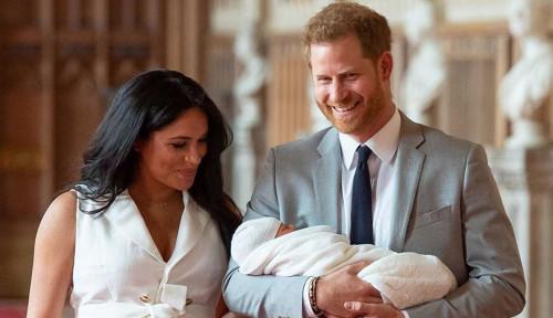 Mundur dari Keluarga Kerajaan, Ternyata Harta Pangeran Harry dan Meghan Markle Cuma Secuil!