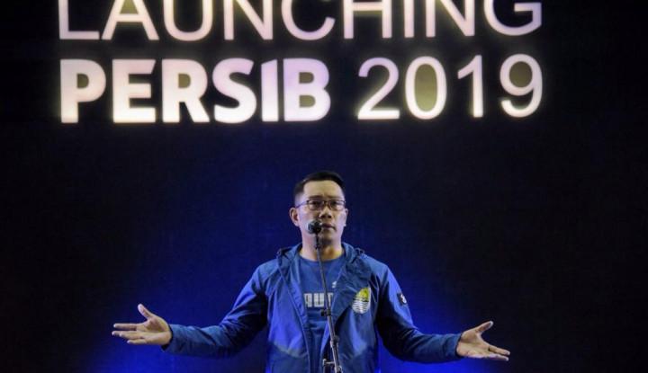 Kang Emil Optimis, Persib Bakal Ulang Kesuksesan di 2014 - Warta Ekonomi