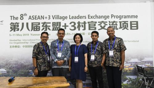 Foto Keren! Forum Asean Puji Keberhasilan Program Dana Desa