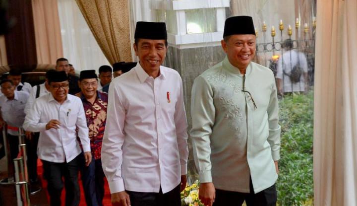Bamsoet Bangga Jokowi dan Kyai Ma'ruf Jadi Keluarga Besar Pemuda Pancasila - Warta Ekonomi