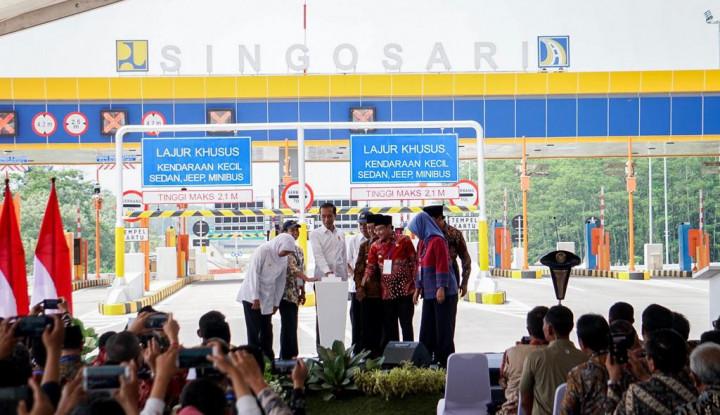 Tol Baru Ini Diresmikan, Surabaya ke Malang Hanya Sekitar Satu Jam - Warta Ekonomi