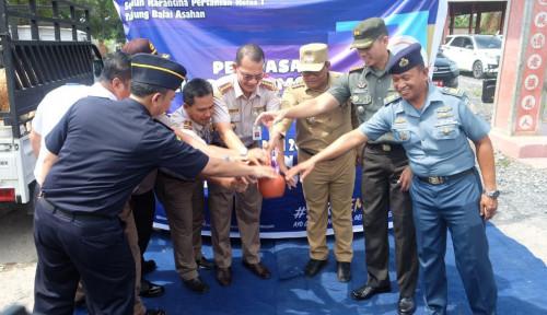 Foto Kembali Menguat, Ekspor Olahan Sawit Asal Tanjung Balai Asahan Capai Rp5,3 Triliun