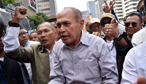 Foto Dikabulkan Hakim, Kini Kivlan Zen Jadi Tahanan Rumah, Tapi...