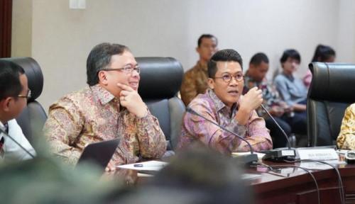 Foto Jokowi Mau Punya Legacy Keren, Misbakhun Siapkan Dukungan Lewat Parlemen