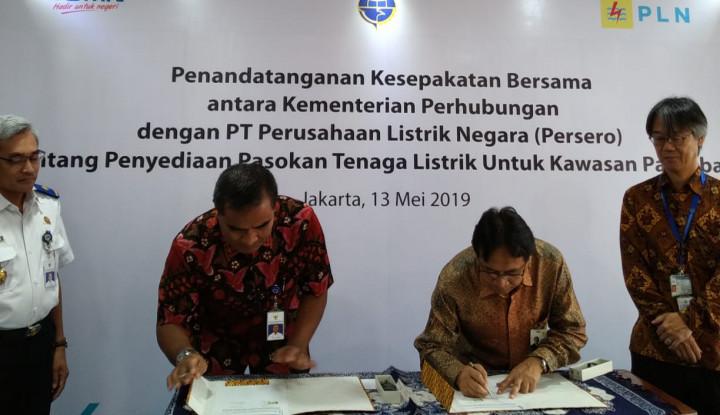 PLN UID Jabar Bakal Pasok 571 MW Pelabuhan Patimban