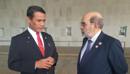 Wow! Indonesia Diminta Berbagi Tips Pembanguan Pertanian dengan Negara Lain