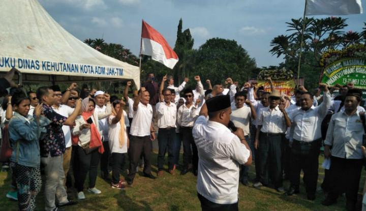 Aktivis 98: Kubu Prabowo Tak Penuhi Syarat Bikin People Power