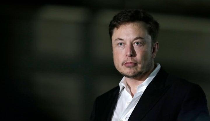Foto Berita Sempat Sesumbar Kebal Corona, Elon Musk Kini Terindikasi Positif Covid-19