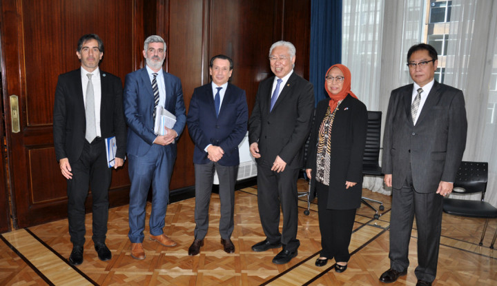 Sepakat, Indonesia-Argentina Targetkan Peningkatan Perdagangan Dua Kali Lipat - Warta Ekonomi